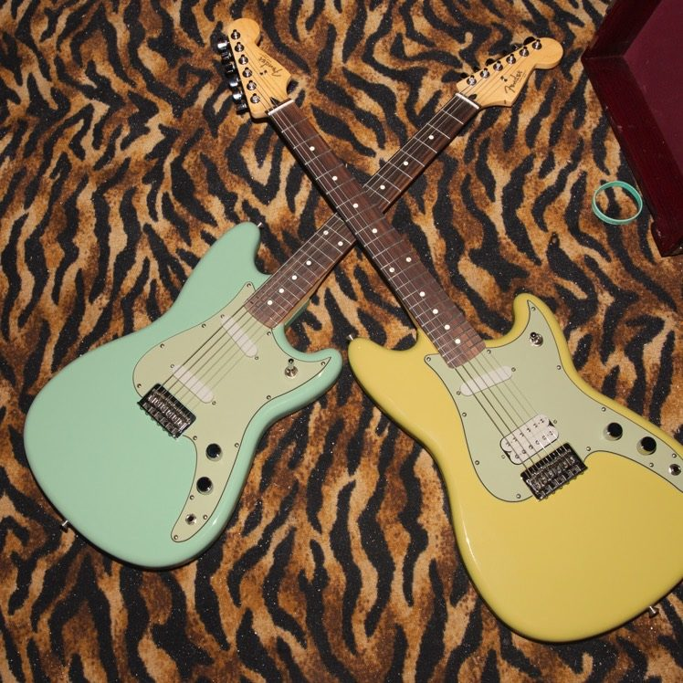 Duo-Sonic & Mustang Offsets | Fender Electrics