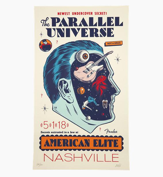American Elite Poster