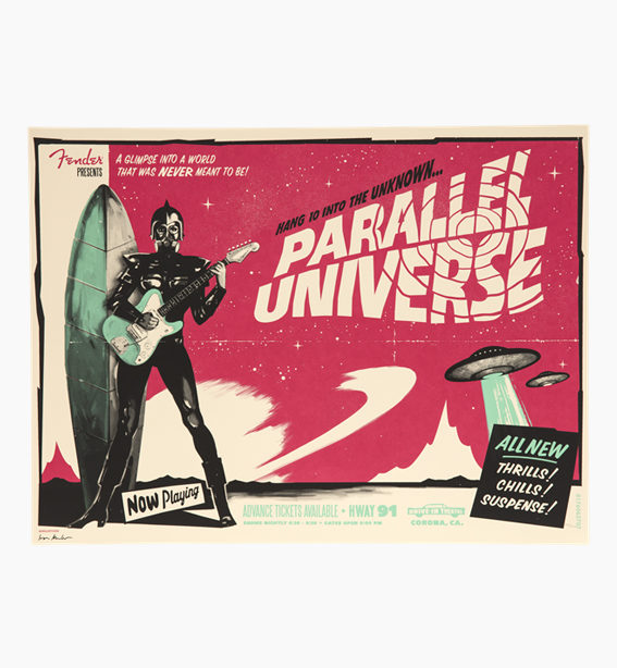 Jazz-Tele Poster