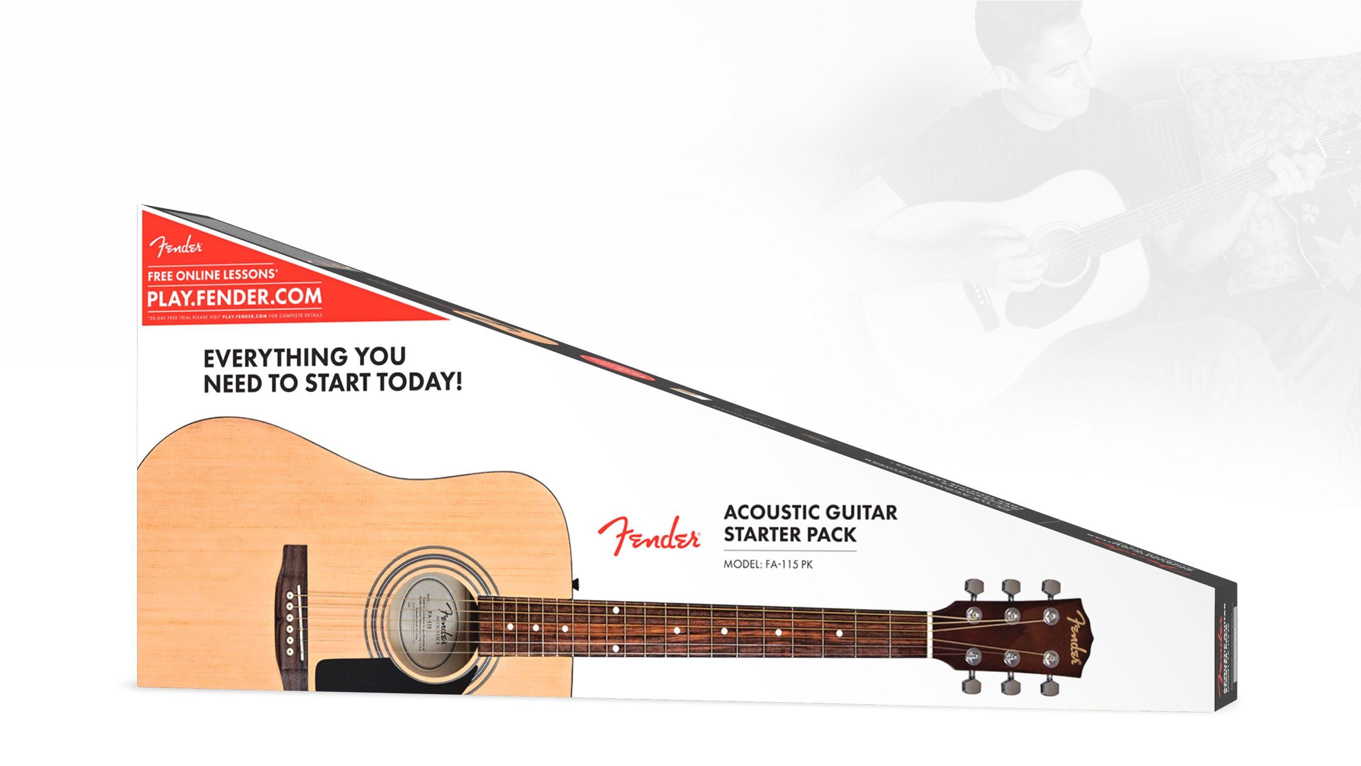 Acoustic Guitars | Fender Guitars