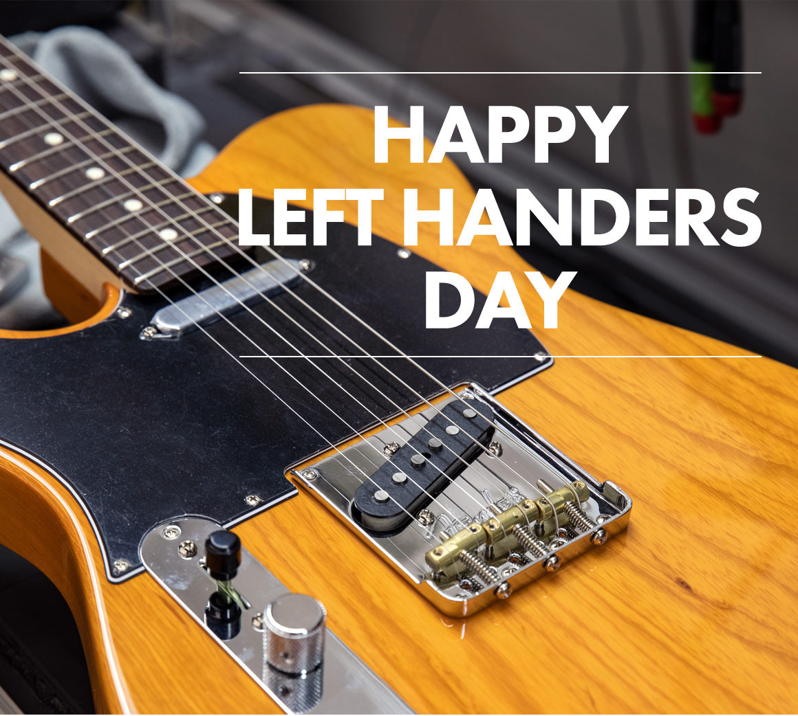 Left Handers Day Celebration