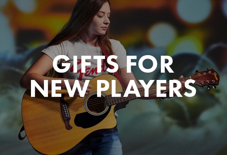 Fender Holiday Gift Guide For Guitar Bass Ukulele Players