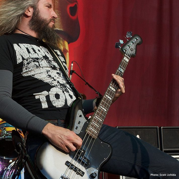 Awesome Troy Sanders