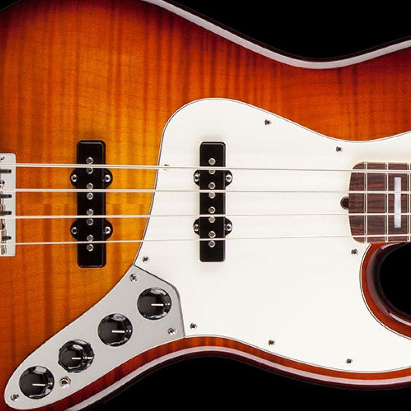 Fender Jazz Bass Deluxe Series