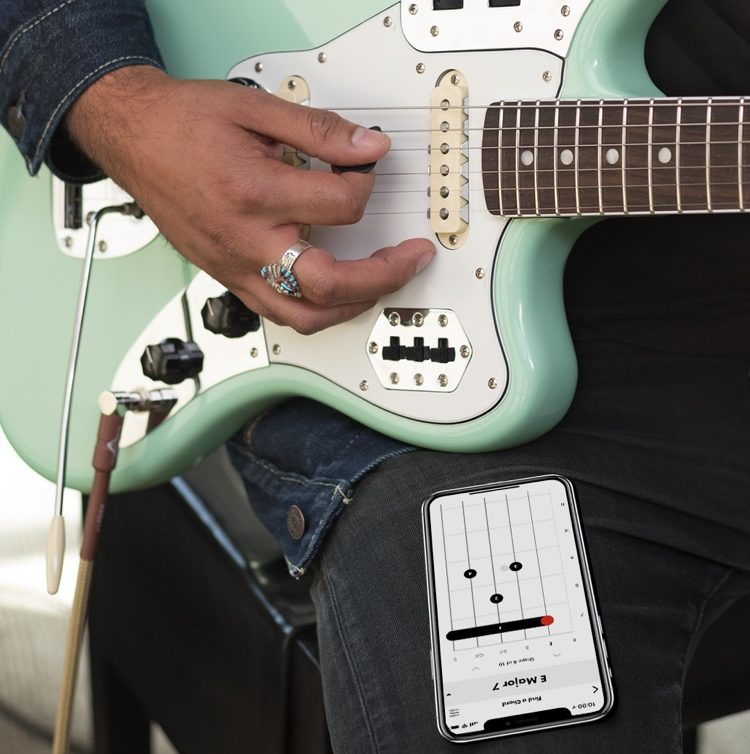 Fender Tune App For Guitar Uke Chords Scales Metronome