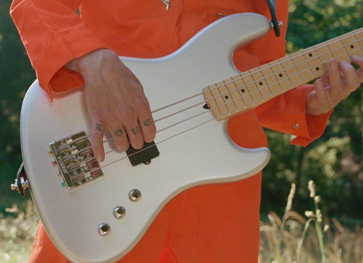 Flea Signature Active Jazz Bass | Fender Basses