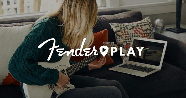 try.fender.com