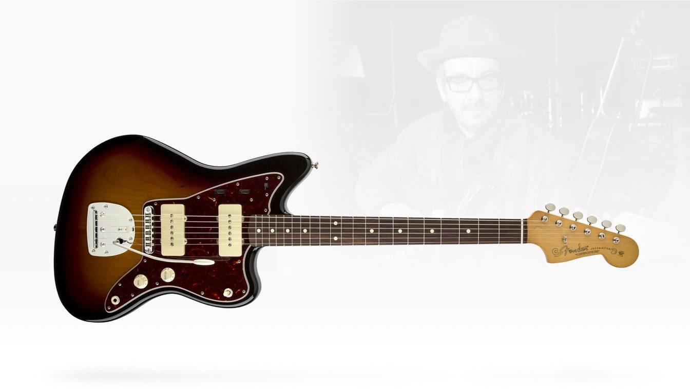 Ed O\u0027Brien Stratocaster | Electric Guitars | Fender