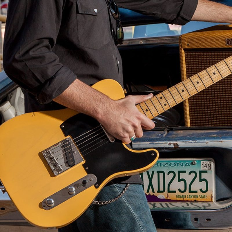 Classic Series Fender Electric Guitars