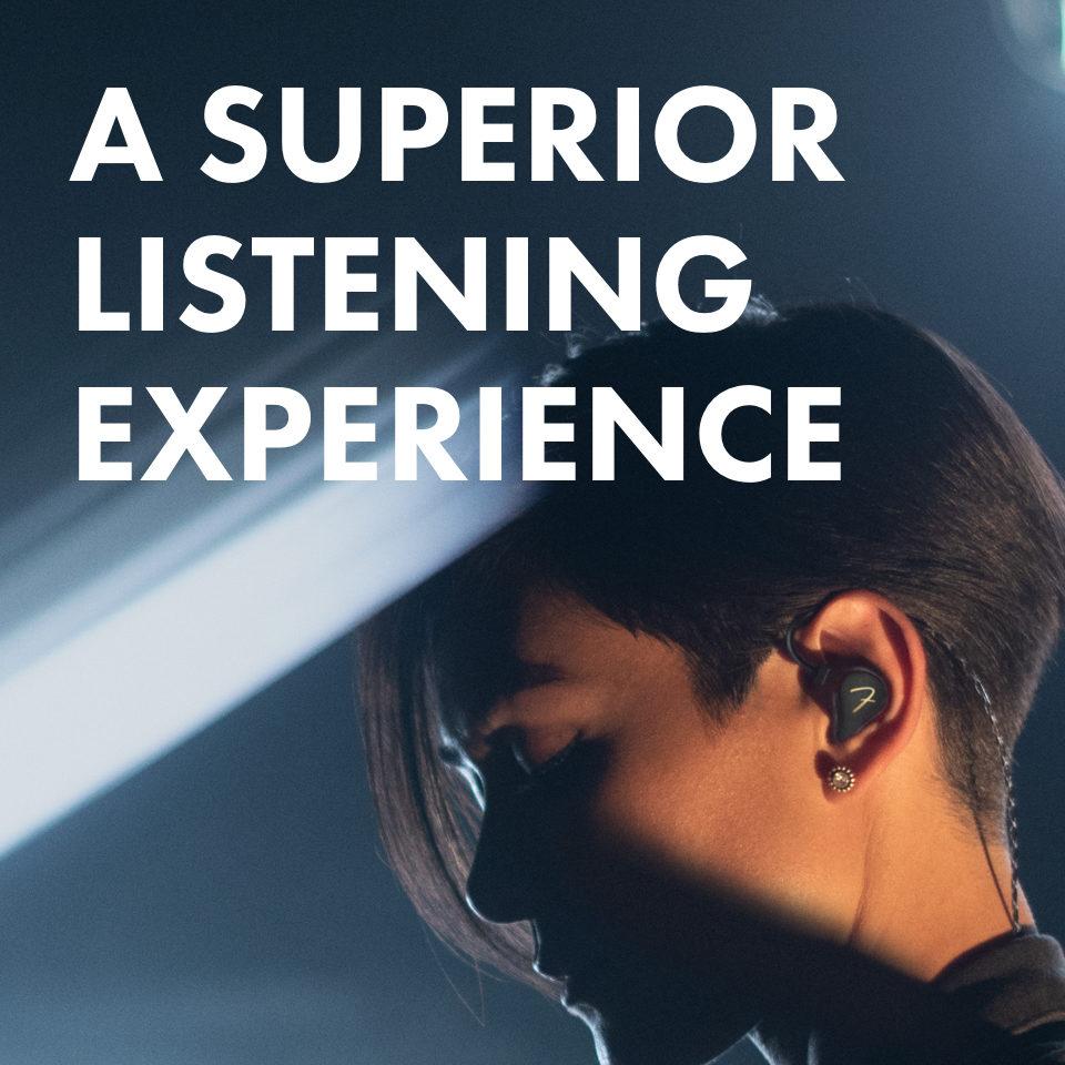 Headphones & Earbuds | IEMs | Fender Headphones and IEMs