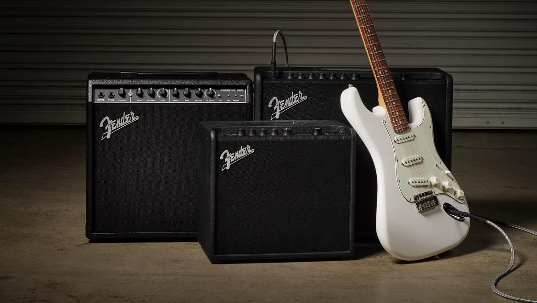Fender Modeling Amps