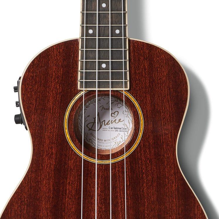 Grace VanderWaal Ukuleles   Fender
