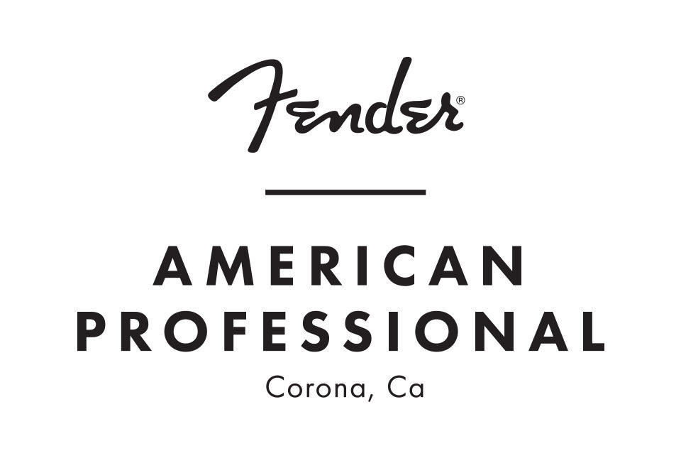 American Professional Electric Guitars & Basses by Fender