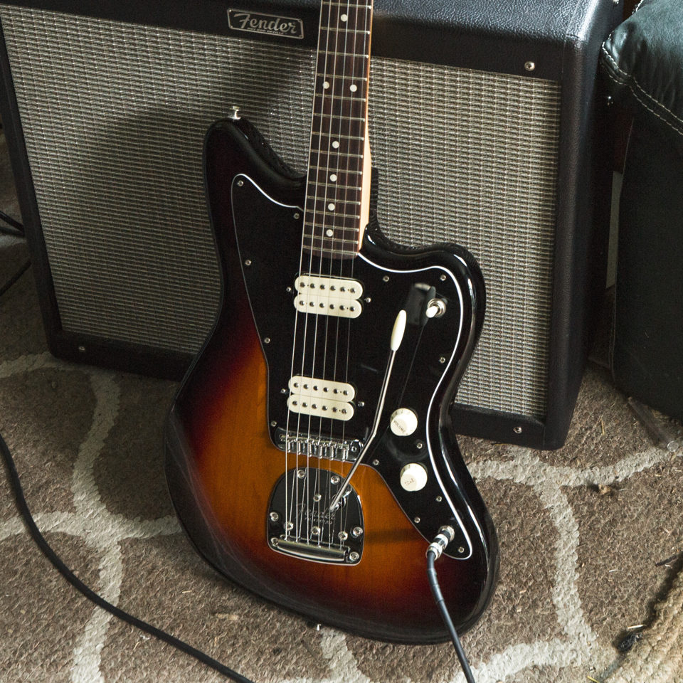 player jazzmaster electric guitar | player series | fender guitars