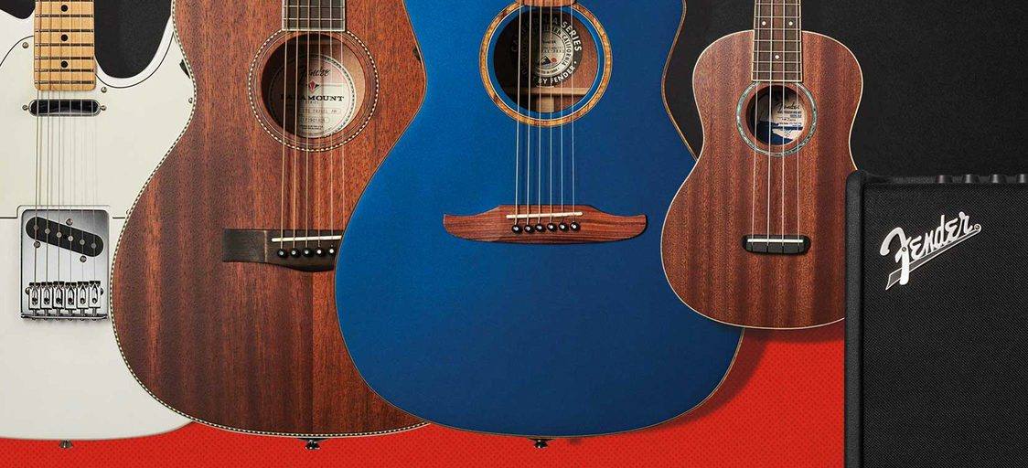 Fender Play Giveaway: Win New Gear Just by Watching Videos | Fender