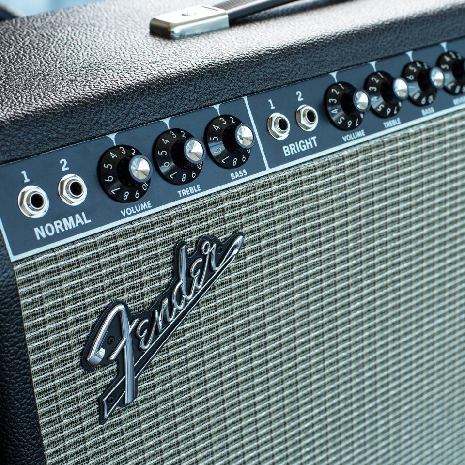 Custom Designed Amps | Fender Guitar Amplifiers