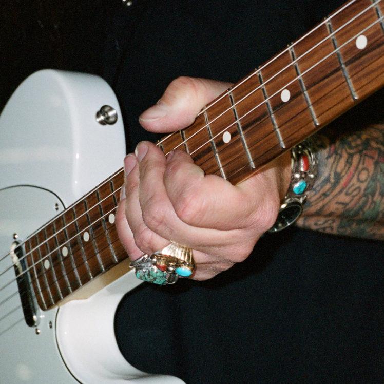 Fender Player Series - The Feel
