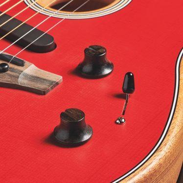 Fender Acoustasonic Stratocaster American Flag Limited Edition