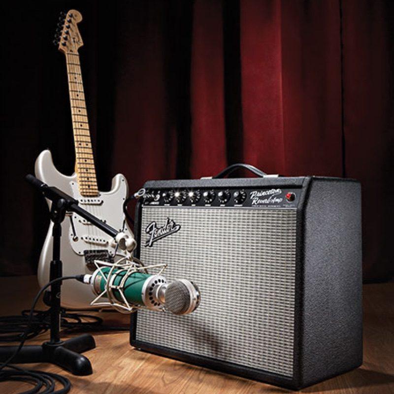 Fender Vintage Pro Tube Guitar Amplifiers