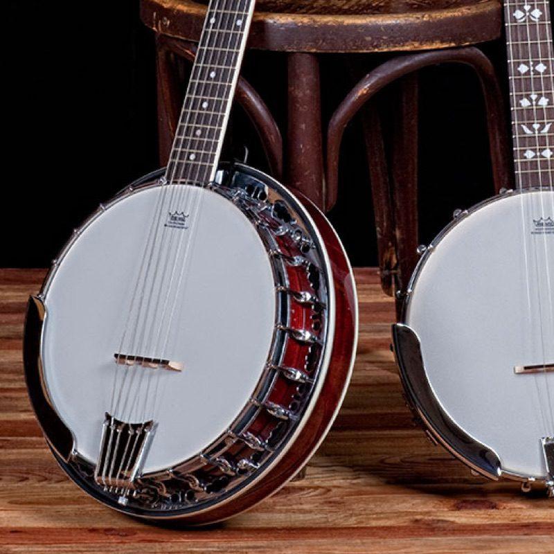 Banjos | Fender Bluegrass Instruments