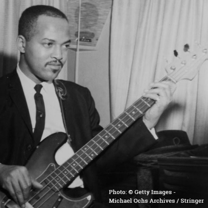Precision Bass Feature Fender