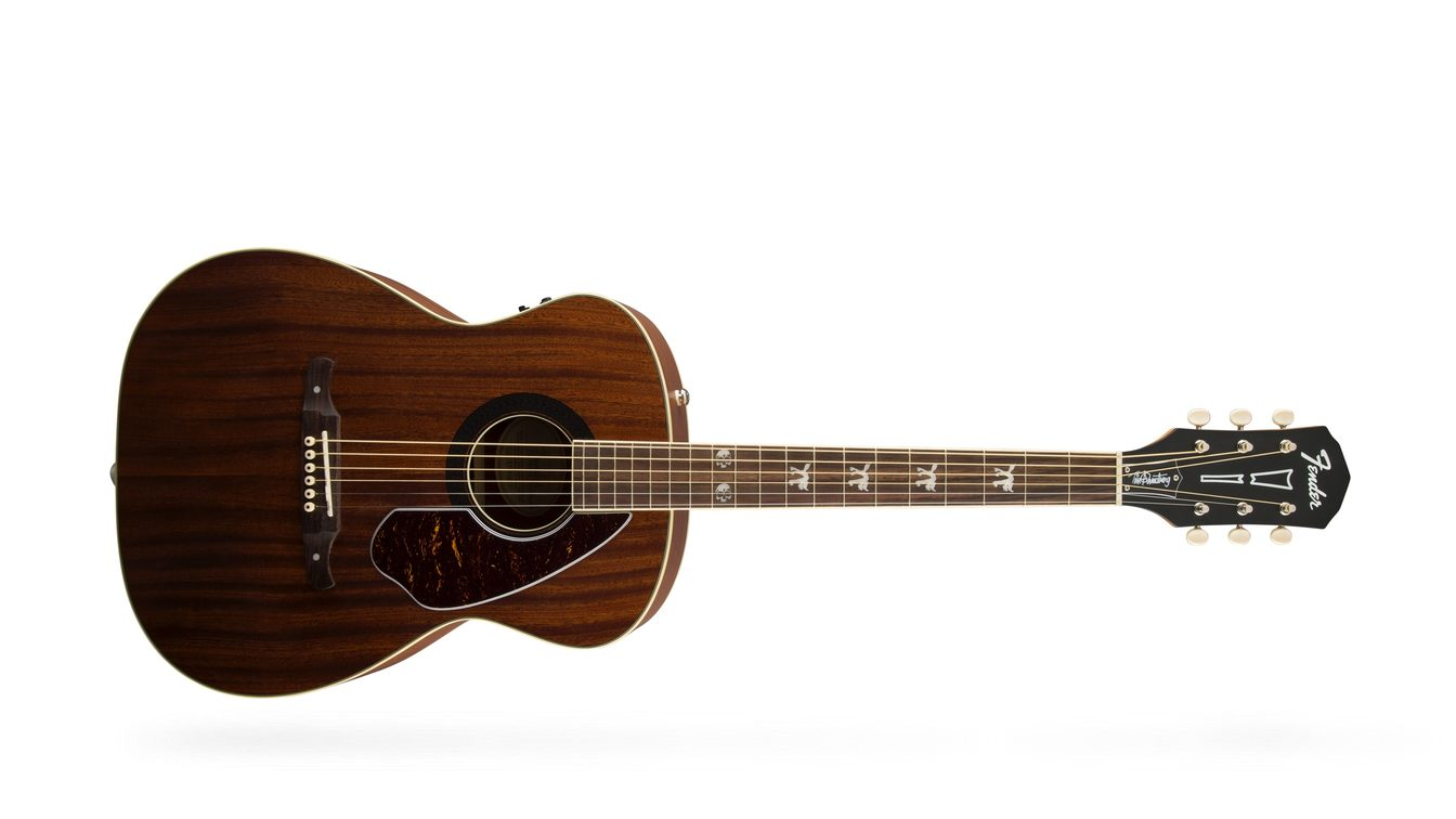 Fender Concert Acoustic Guitars