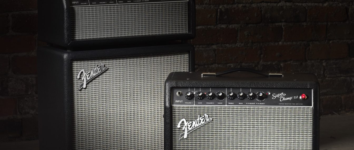 fender guitar amplifiers